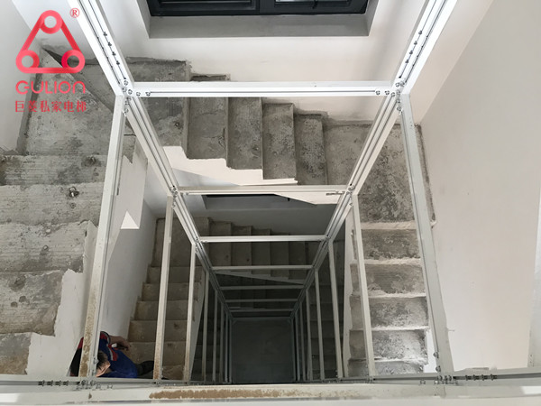 安装别墅电梯